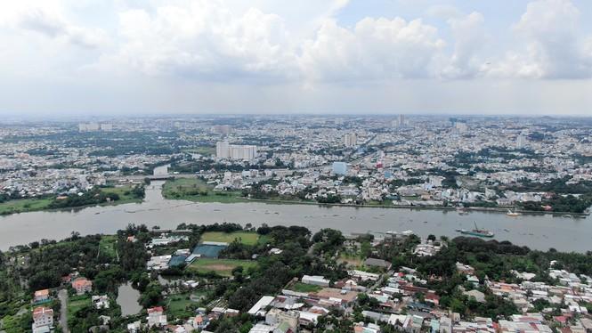 Bên trong 'siêu' đô thị bị qui hoạch treo gần 30 năm giữa lòng Sài Gòn - Ảnh 22.
