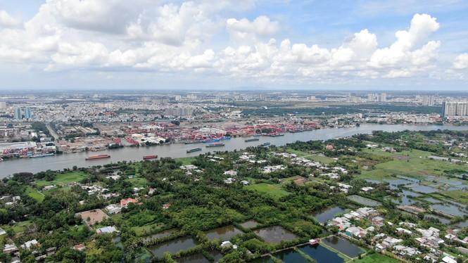 Bên trong 'siêu' đô thị bị qui hoạch treo gần 30 năm giữa lòng Sài Gòn - Ảnh 23.