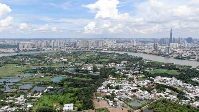 Bên trong 'siêu' đô thị bị qui hoạch treo gần 30 năm giữa lòng Sài Gòn - Ảnh 24.