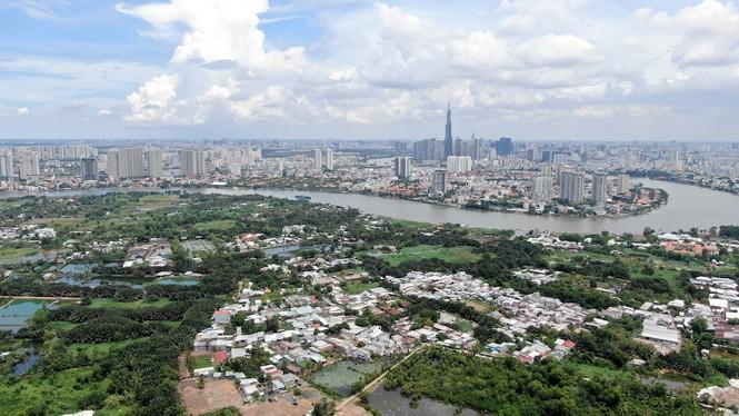 Bên trong 'siêu' đô thị bị qui hoạch treo gần 30 năm giữa lòng Sài Gòn - Ảnh 25.