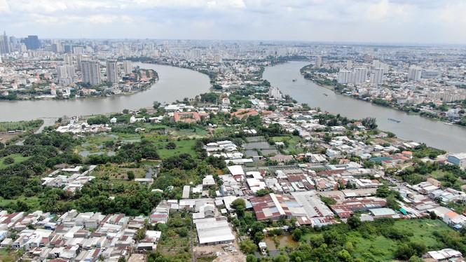Bên trong 'siêu' đô thị bị qui hoạch treo gần 30 năm giữa lòng Sài Gòn - Ảnh 26.