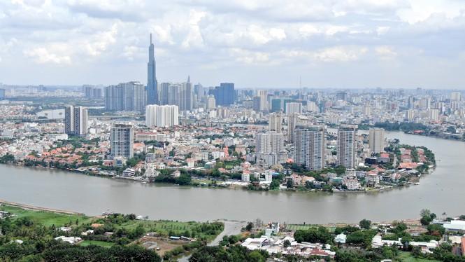 Bên trong 'siêu' đô thị bị qui hoạch treo gần 30 năm giữa lòng Sài Gòn - Ảnh 27.