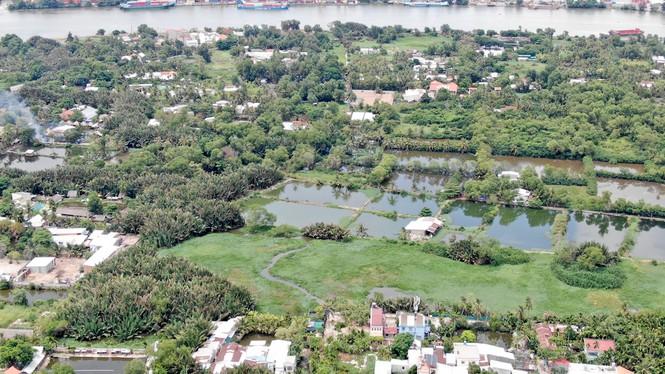 Bên trong 'siêu' đô thị bị qui hoạch treo gần 30 năm giữa lòng Sài Gòn - Ảnh 10.