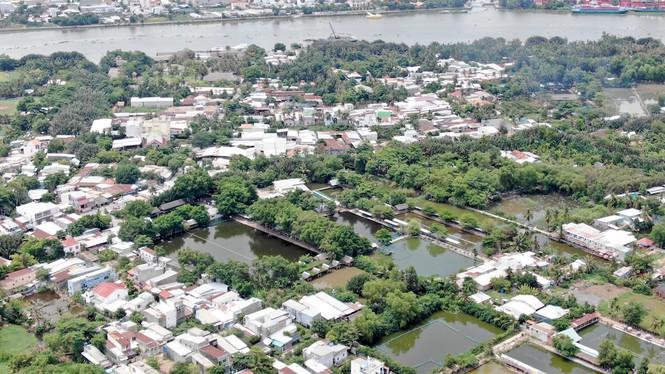 Bên trong 'siêu' đô thị bị qui hoạch treo gần 30 năm giữa lòng Sài Gòn - Ảnh 11.