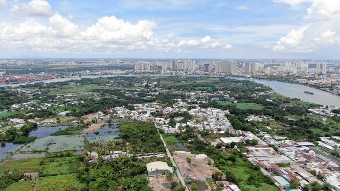 Bên trong 'siêu' đô thị bị qui hoạch treo gần 30 năm giữa lòng Sài Gòn - Ảnh 14.