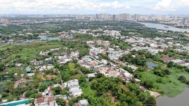 Bên trong 'siêu' đô thị bị qui hoạch treo gần 30 năm giữa lòng Sài Gòn - Ảnh 15.