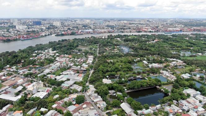 Bên trong 'siêu' đô thị bị qui hoạch treo gần 30 năm giữa lòng Sài Gòn - Ảnh 16.