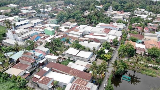 Bên trong 'siêu' đô thị bị qui hoạch treo gần 30 năm giữa lòng Sài Gòn - Ảnh 18.