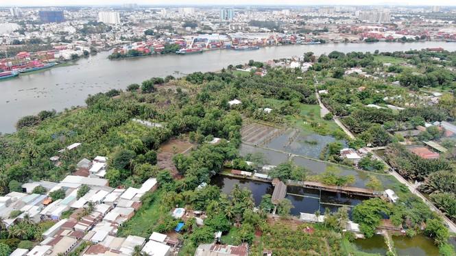 Bên trong 'siêu' đô thị bị qui hoạch treo gần 30 năm giữa lòng Sài Gòn - Ảnh 6.