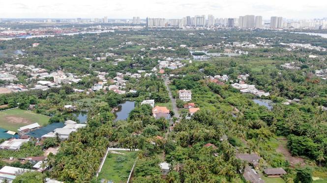 Bên trong 'siêu' đô thị bị qui hoạch treo gần 30 năm giữa lòng Sài Gòn - Ảnh 7.