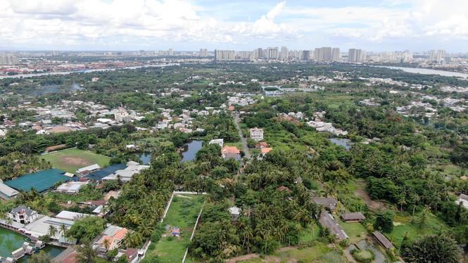 Bên trong 'siêu' đô thị bị qui hoạch treo gần 30 năm giữa lòng Sài Gòn - Ảnh 8.