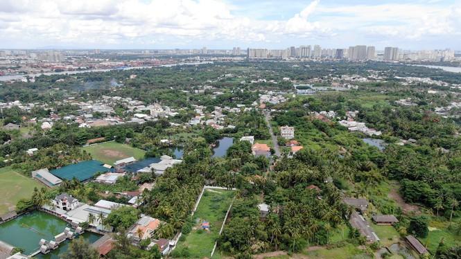 Bên trong 'siêu' đô thị bị qui hoạch treo gần 30 năm giữa lòng Sài Gòn - Ảnh 9.