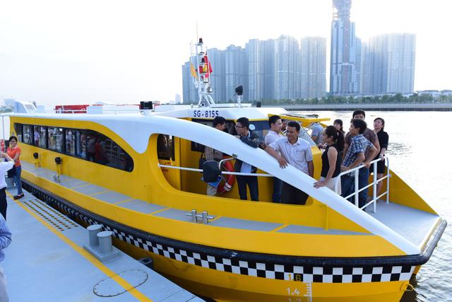 TP HCM xây dựng 3 sản phẩm du lịch đường thủy mới  - Ảnh 1.