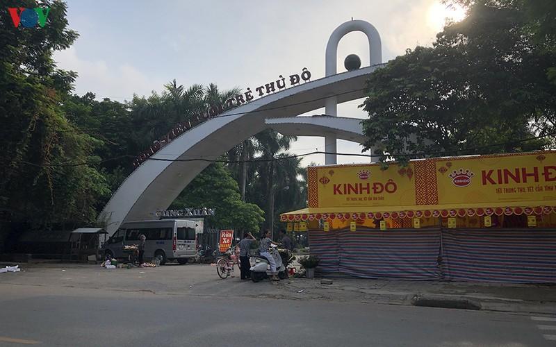 Hà Nội yêu cầu bổ sung kết luận Thanh tra toàn diện Công viên Tuổi trẻ - Ảnh 1.