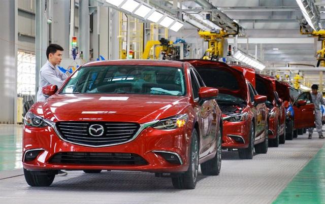 Kiến nghị giảm 50% phí trước bạ cho ô tô nhập khẩu - Ảnh 1.