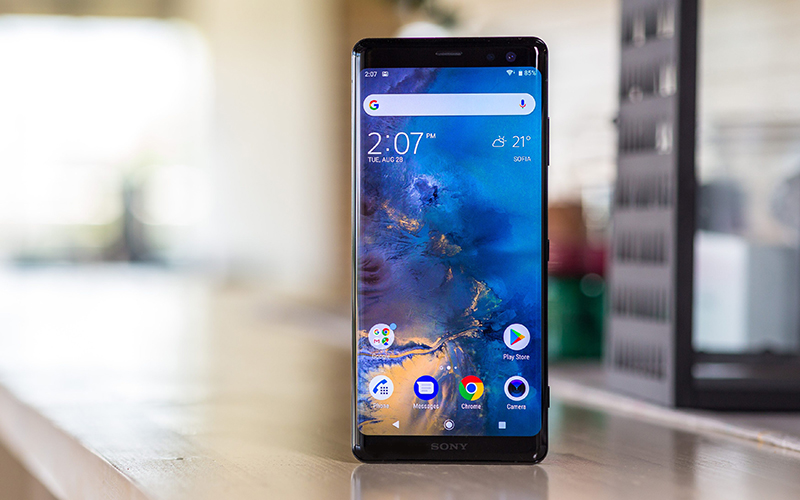 Tổng hợp các mẫu điện thoại Sony mới nhất  - Ảnh 3.
