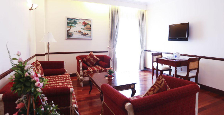 Khám phá 6 hạng phòng của khách sạn Sài Gòn Đà Lạt  - Ảnh 6.