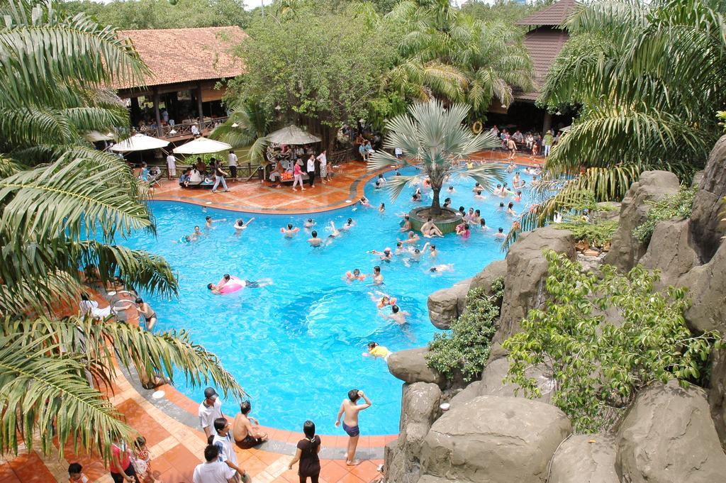 Đổi gió với resort Phương Nam - nét mộc mạc ngay sát Sài Gòn - Ảnh 5.