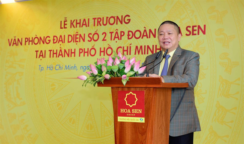 Hoa Sen triệu tập đại hội bất thường bàn việc bán vốn cho đối tác chiến lược - Ảnh 1.