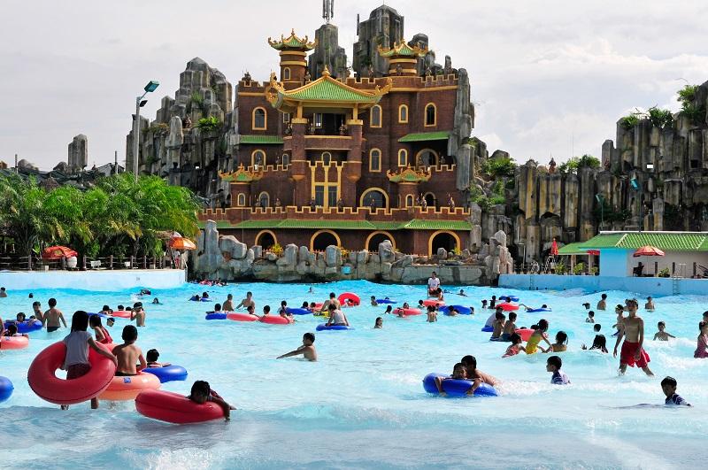 Đổi gió với resort Phương Nam - nét mộc mạc ngay sát Sài Gòn - Ảnh 7.