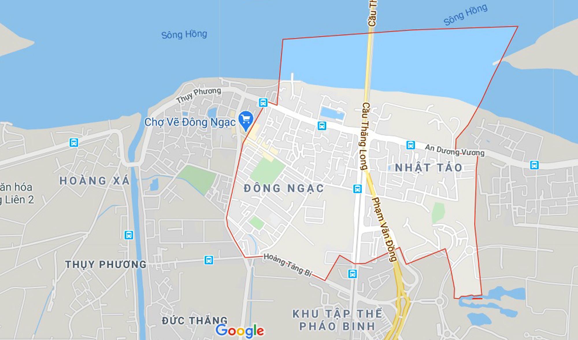 4 đường sẽ mở theo qui hoạch ở phường Đông Ngạc, Bắc Từ Liêm - Ảnh 1.
