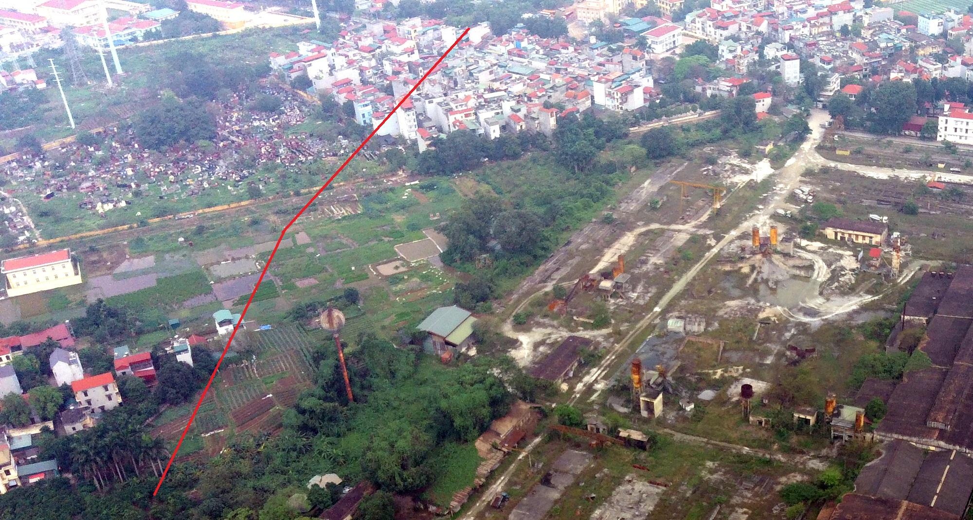 đường sẽ mở theo qui hoạch ở phường Thụy Phương, Bắc Từ Liêm - Ảnh 4.