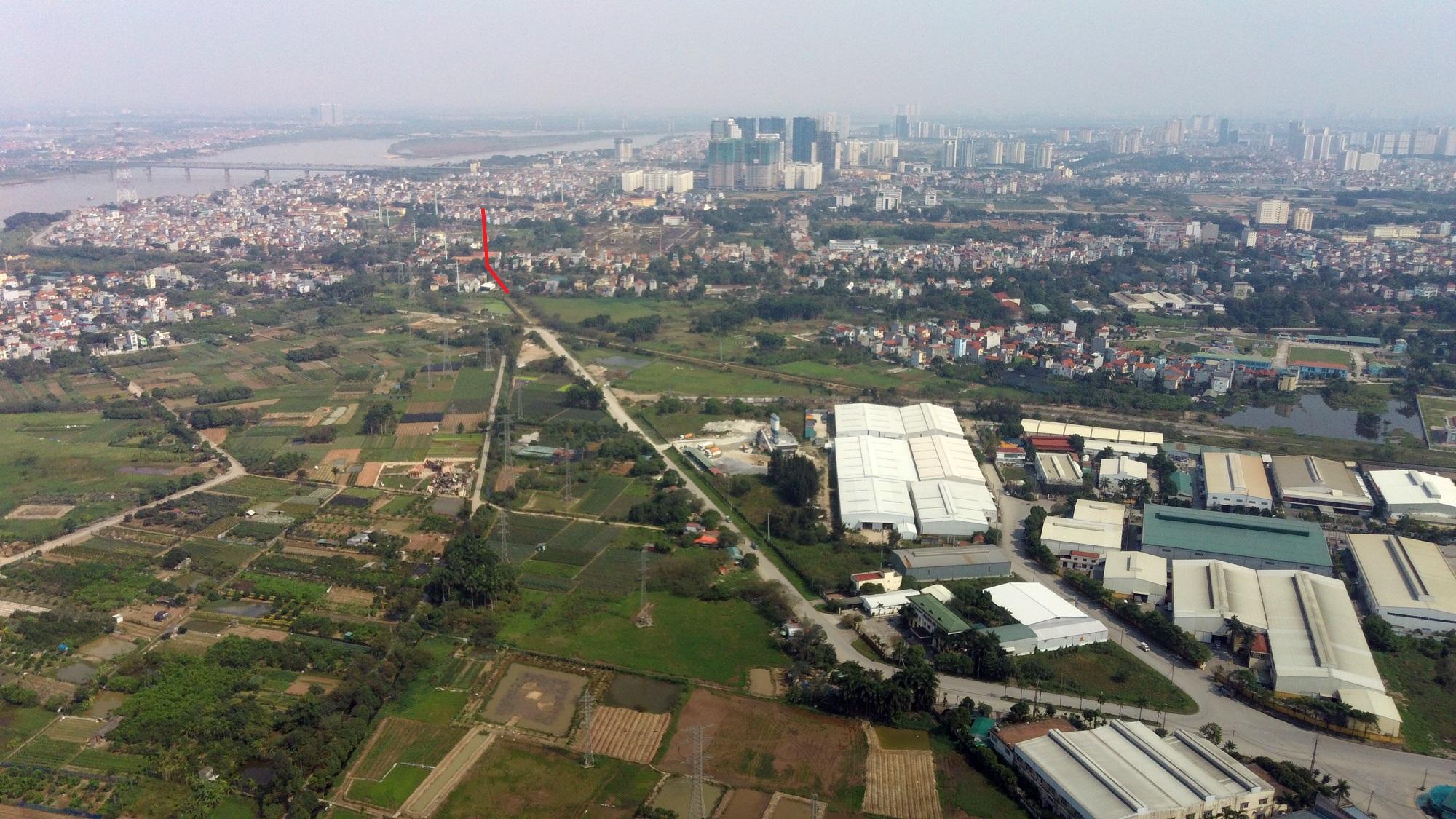 đường sẽ mở theo qui hoạch ở phường Thụy Phương, Bắc Từ Liêm - Ảnh 6.