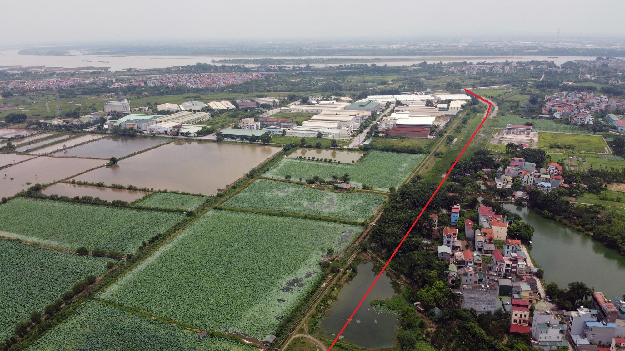 3 đường sẽ mở theo qui hoạch ở phường Thụy Phương, Bắc Từ Liêm - Ảnh 8.