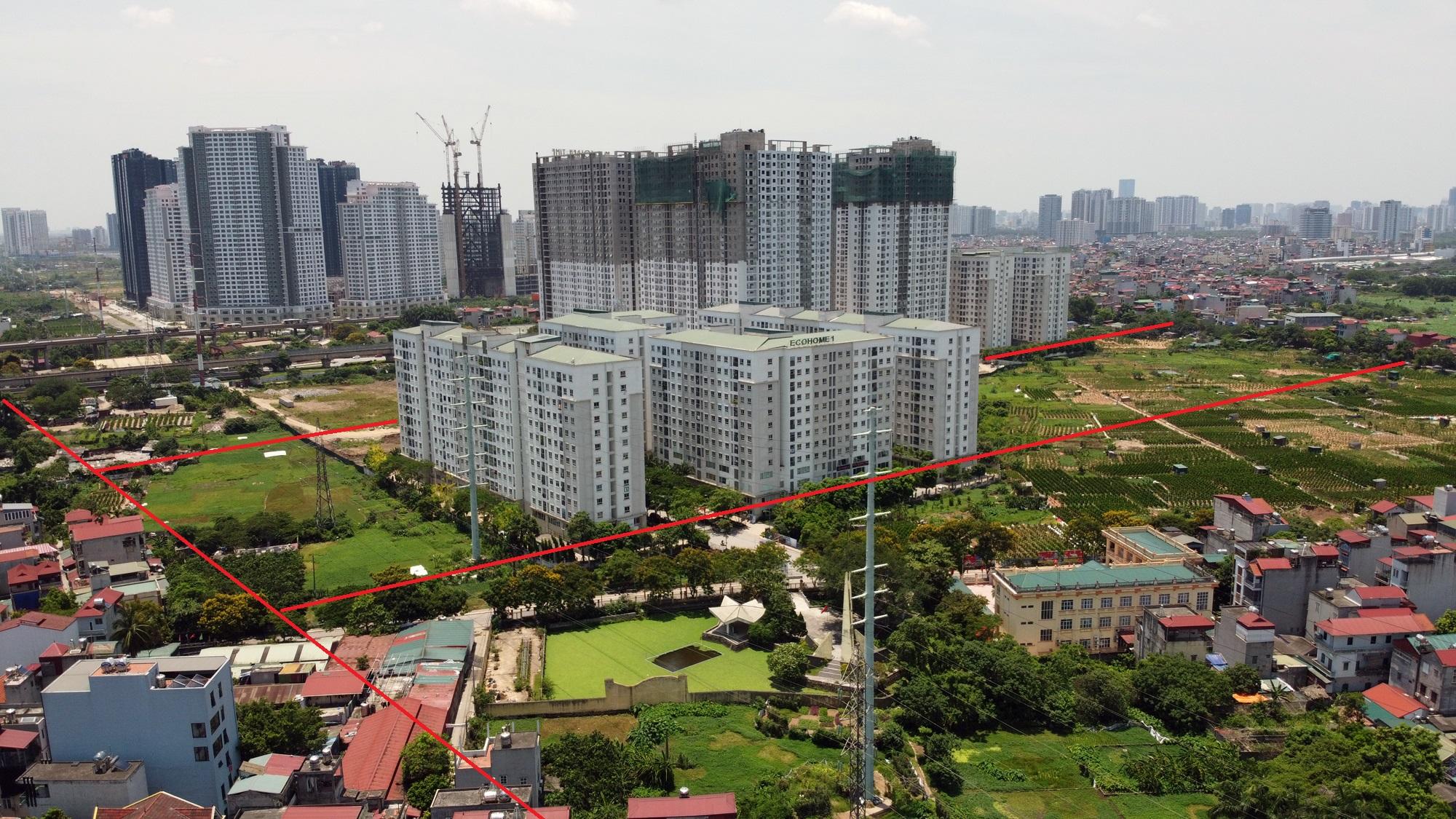 4 đường sẽ mở theo qui hoạch ở phường Đông Ngạc, Bắc Từ Liêm - Ảnh 9.