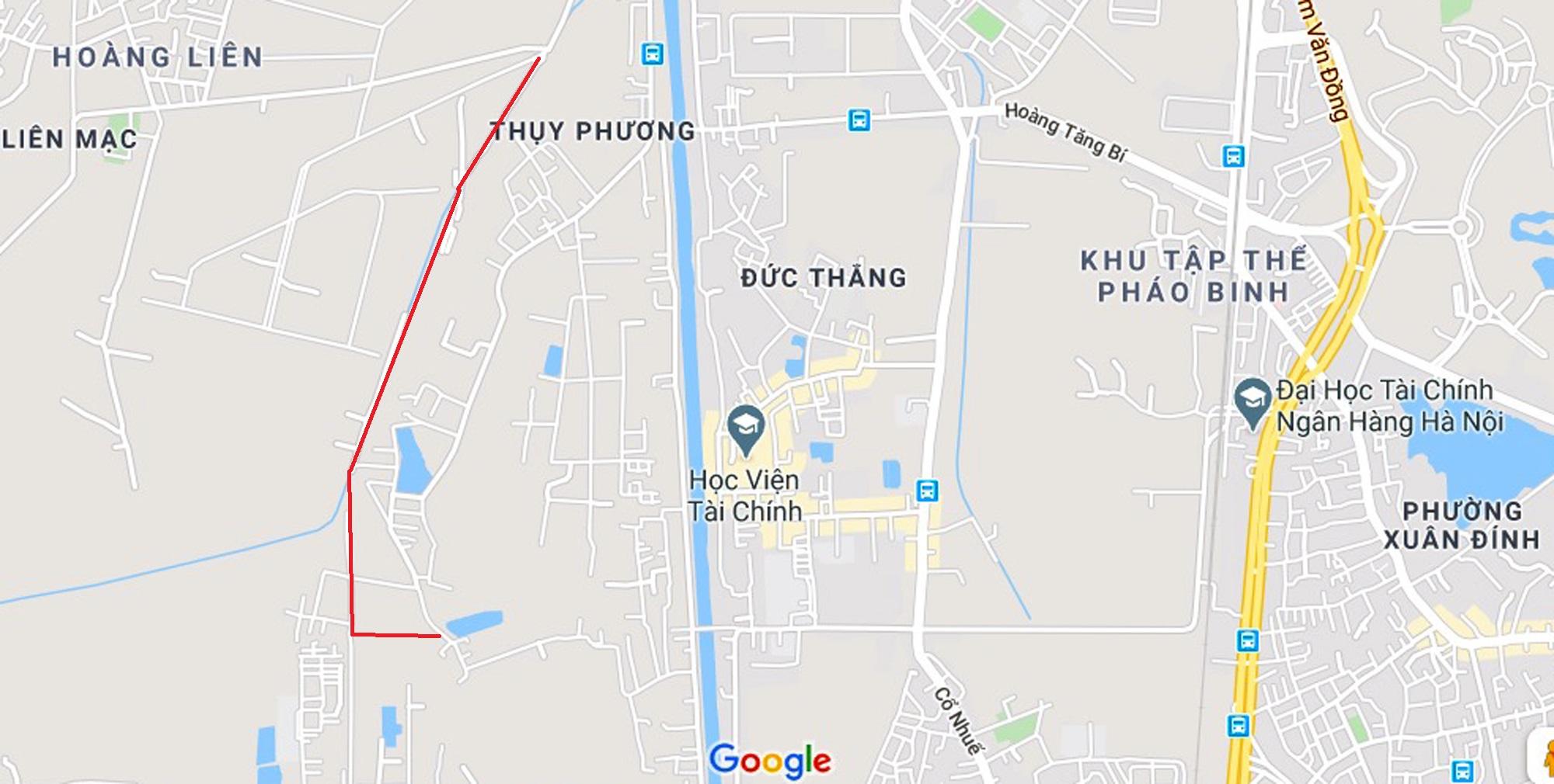 3 đường sẽ mở theo qui hoạch ở phường Thụy Phương, Bắc Từ Liêm - Ảnh 7.