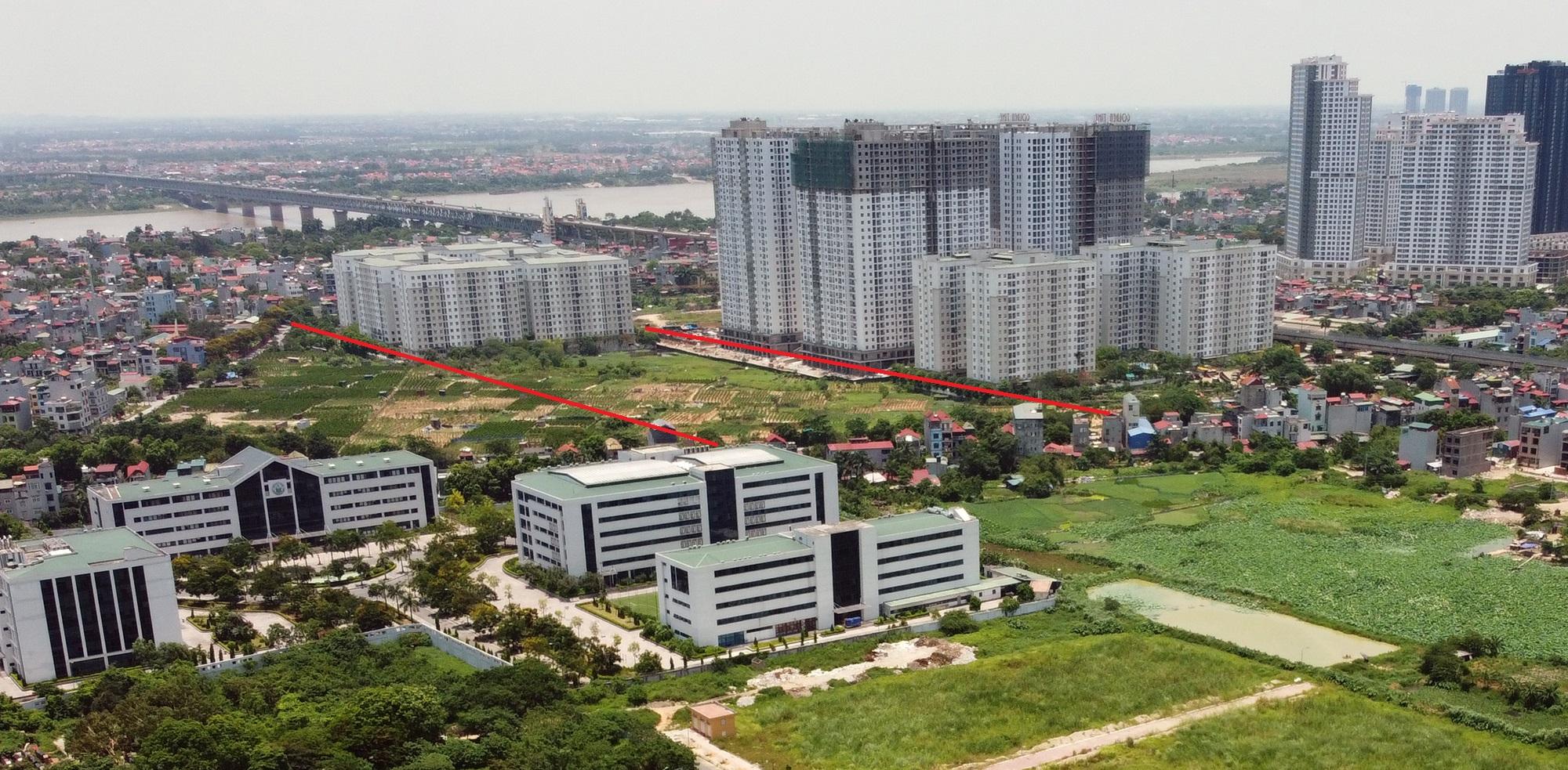 4 đường sẽ mở theo qui hoạch ở phường Đông Ngạc, Bắc Từ Liêm - Ảnh 10.