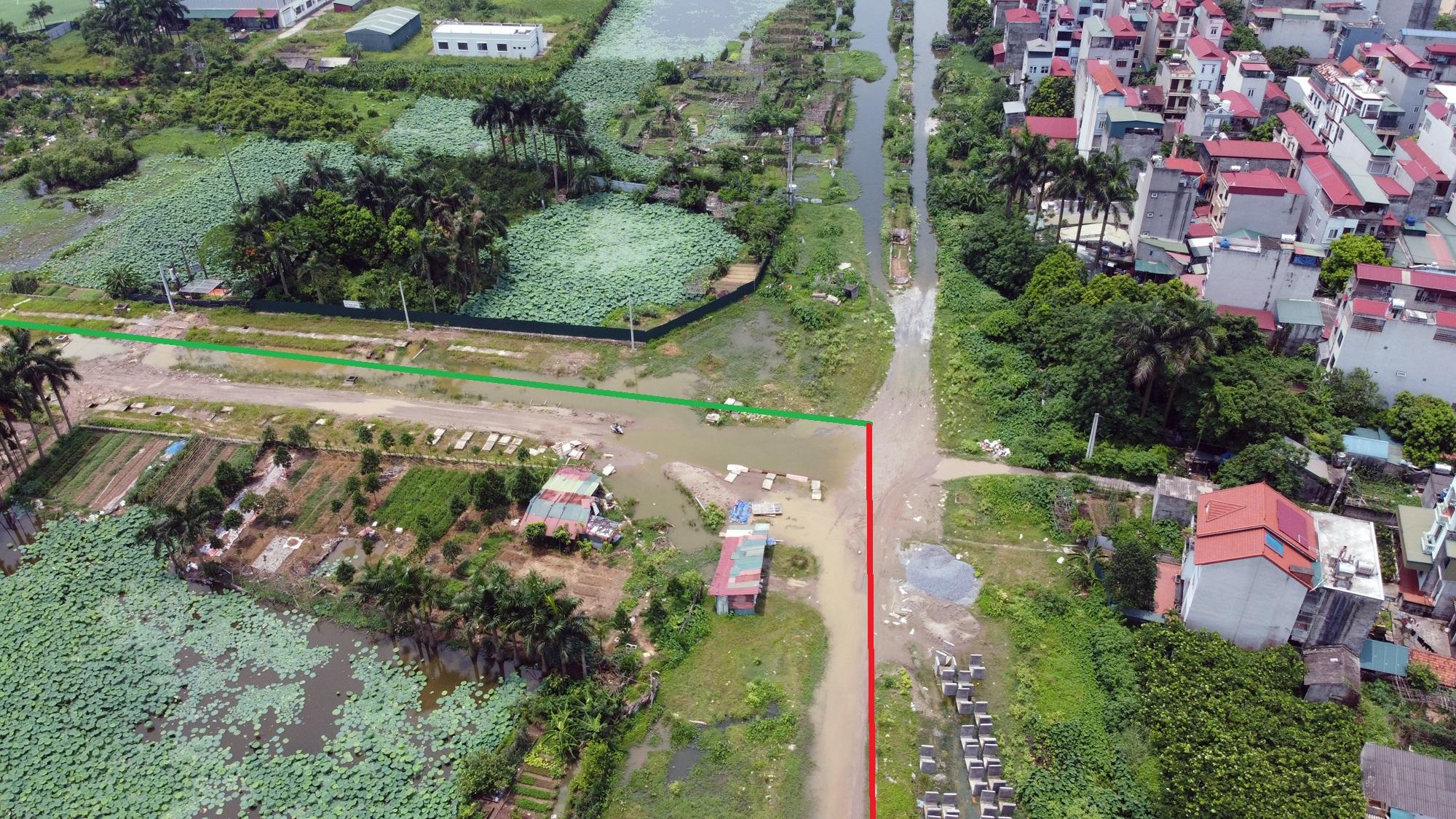 3 đường sẽ mở theo qui hoạch ở phường Thụy Phương, Bắc Từ Liêm - Ảnh 11.