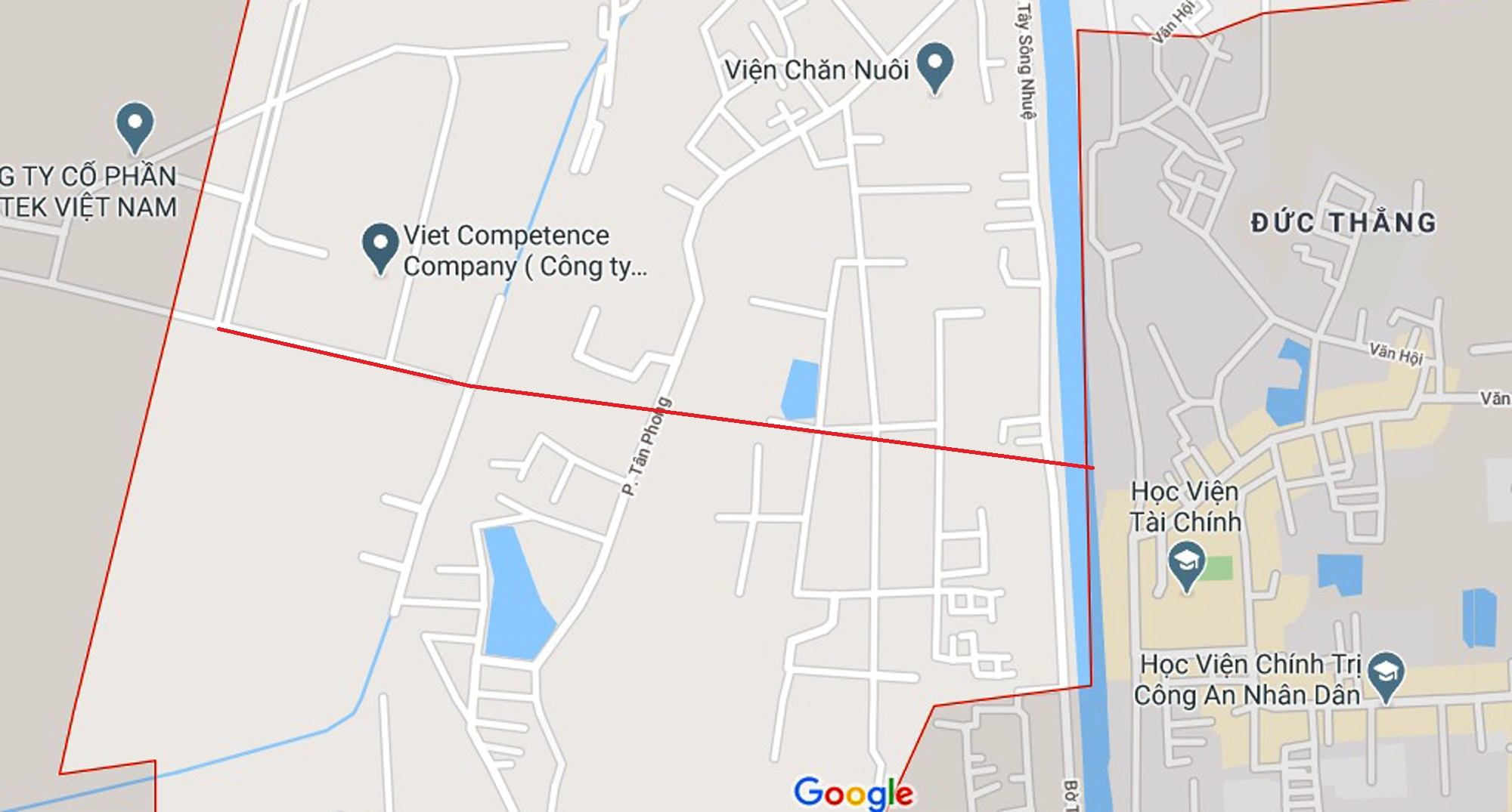 3 đường sẽ mở theo qui hoạch ở phường Thụy Phương, Bắc Từ Liêm - Ảnh 12.