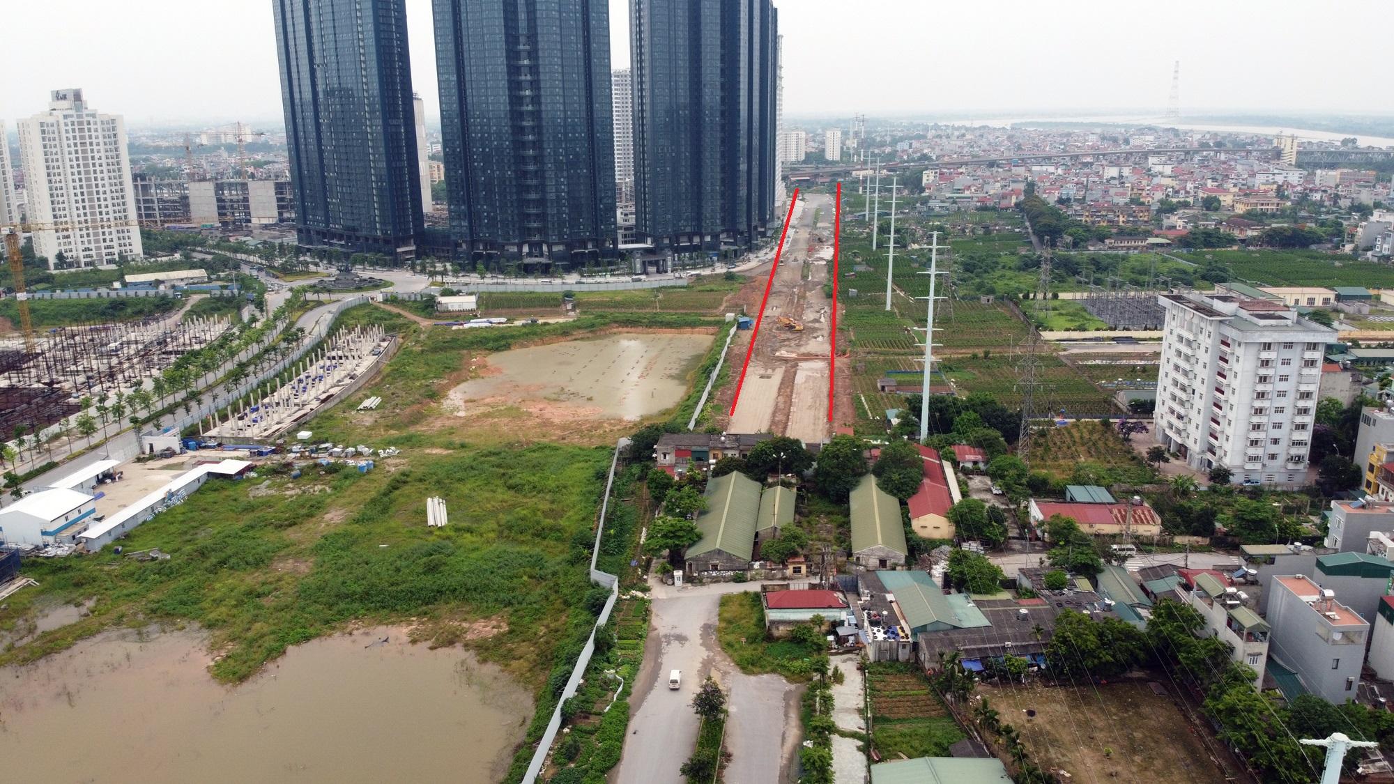 4 đường sẽ mở theo qui hoạch ở phường Đông Ngạc, Bắc Từ Liêm - Ảnh 3.