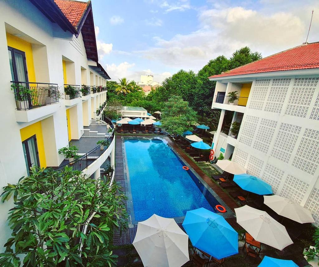 4 resort sang trọng giá dưới 1 triệu đồng/đêm ở Hội An - Ảnh 2.