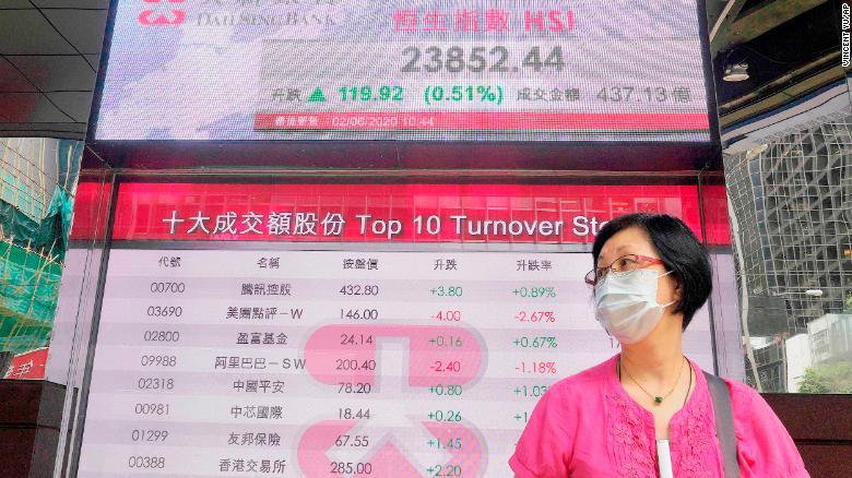 Hong Kong sẽ trở thành nơi trú ẩn an toàn cho công ty Trung Quốc tại Mỹ - Ảnh 1.