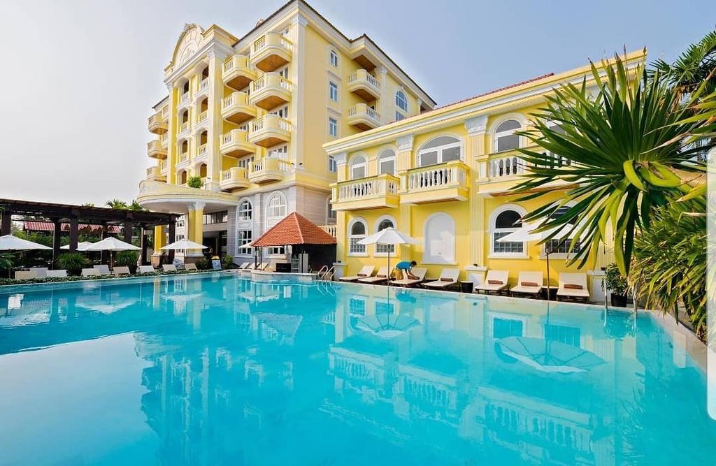 4 resort sang trọng giá dưới 1 triệu đồng/đêm ở Hội An - Ảnh 3.