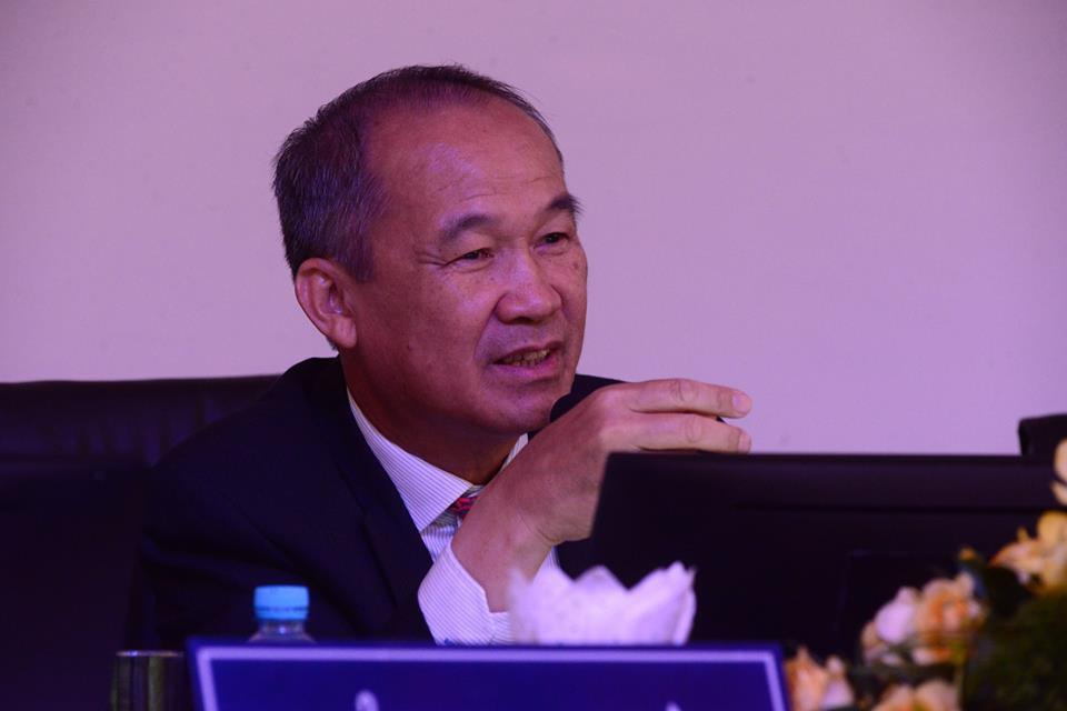 Cổ đông Sacombank lại bức xúc đòi chia cổ tức, ông Dương Công Minh: 'Chúng tôi đang trong cảnh trên đe dưới búa' - Ảnh 2.