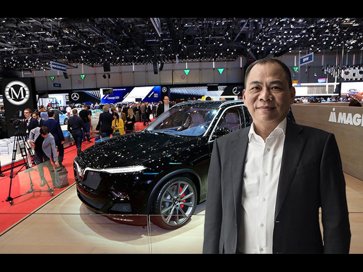 Tại sao tỉ phú Phạm Nhật Vượng bằng mọi giá phải bán ô tô điện sang Mỹ? - Ảnh 3.