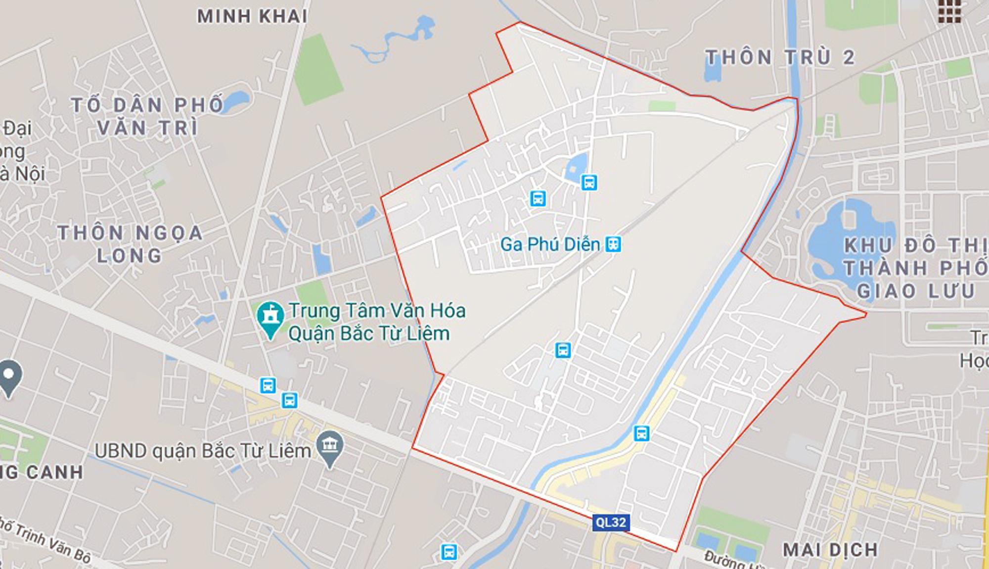 4 đường sẽ mở theo qui hoạch ở phường Phú Diễn, Bắc Từ Liêm - Ảnh 1.