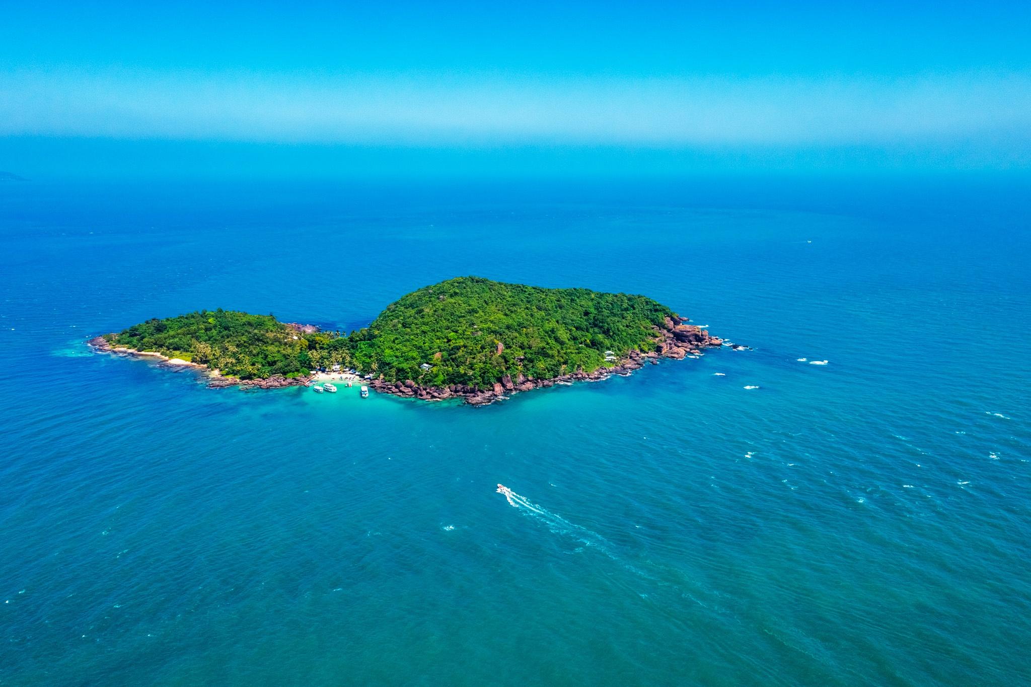 Chu du biển đảo Phú Quốc, ngắm vẻ đẹp giao hòa của tự nhiên - Ảnh 13.
