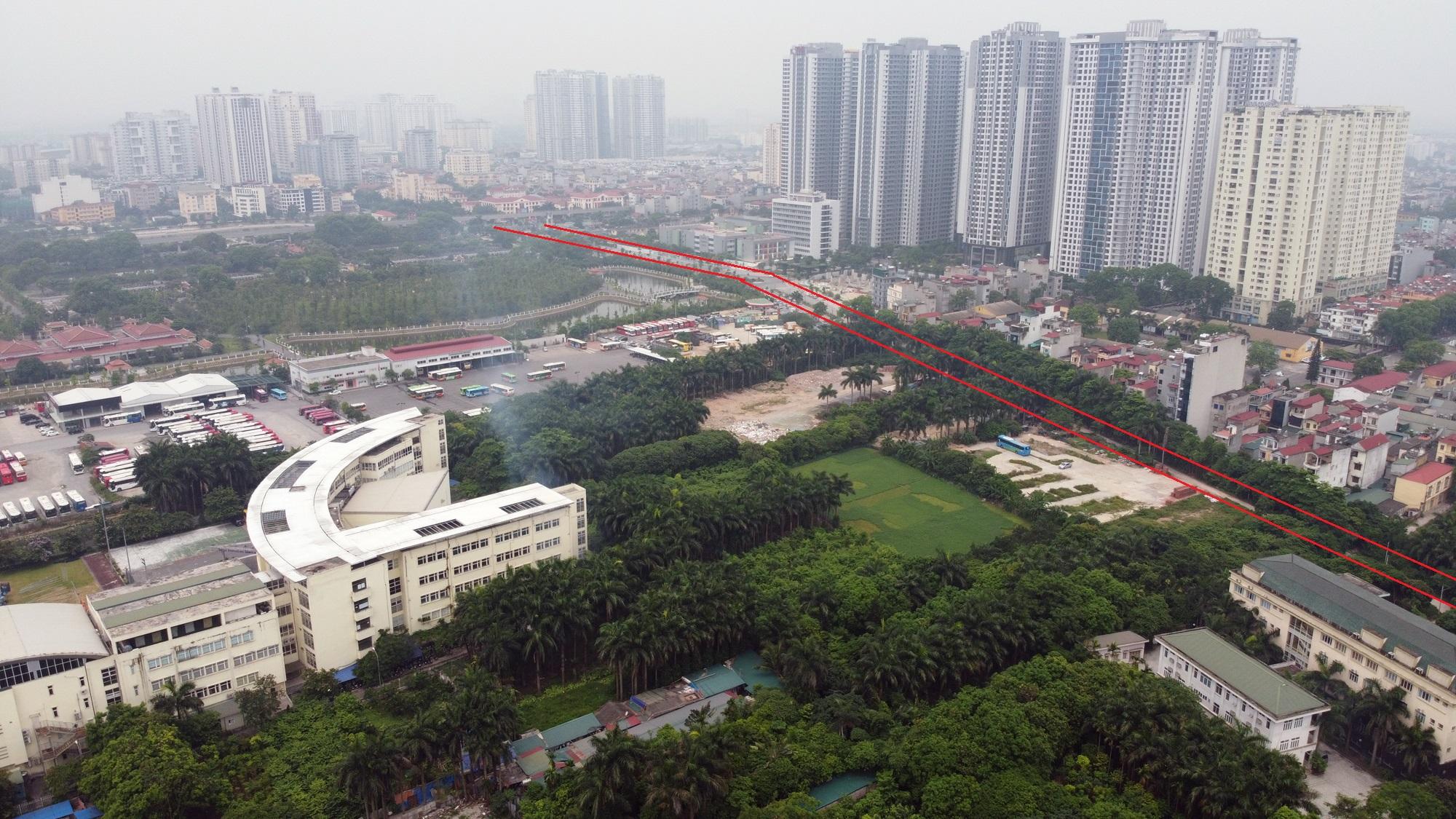 4 đường sẽ mở theo qui hoạch ở phường Phú Diễn, Bắc Từ Liêm - Ảnh 3.