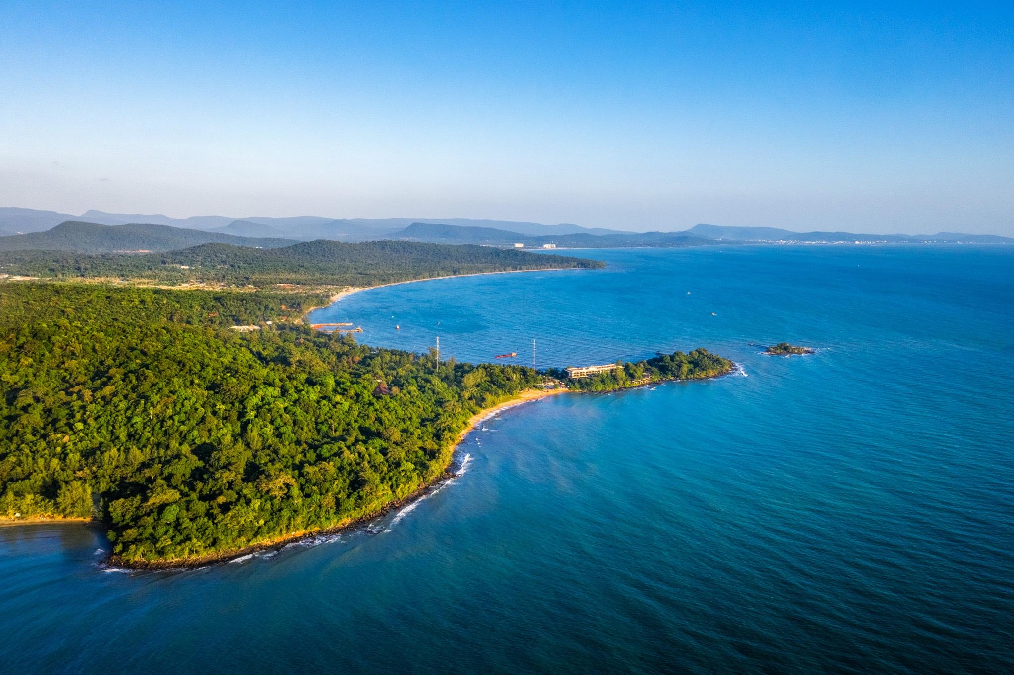 Chu du biển đảo Phú Quốc, ngắm vẻ đẹp giao hòa của tự nhiên - Ảnh 3.