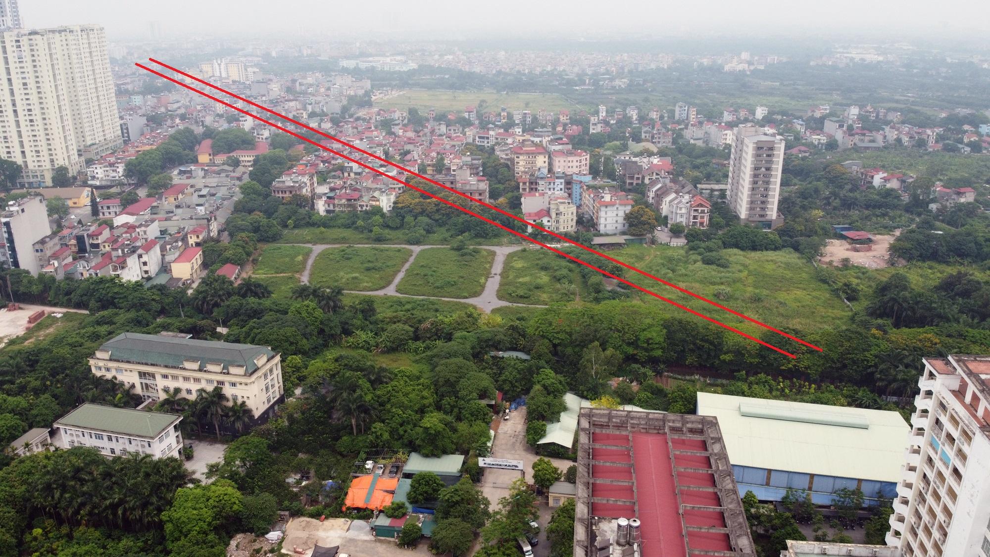 4 đường sẽ mở theo qui hoạch ở phường Phú Diễn, Bắc Từ Liêm - Ảnh 7.