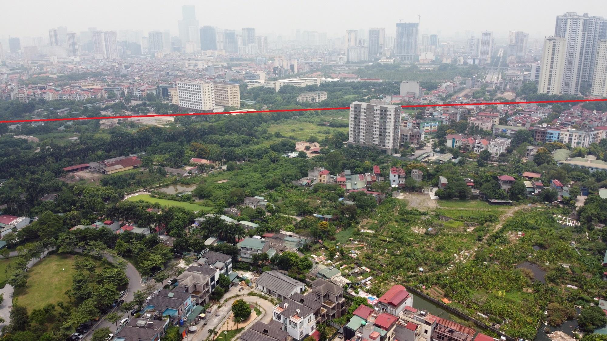 4 đường sẽ mở theo qui hoạch ở phường Phú Diễn, Bắc Từ Liêm - Ảnh 8.