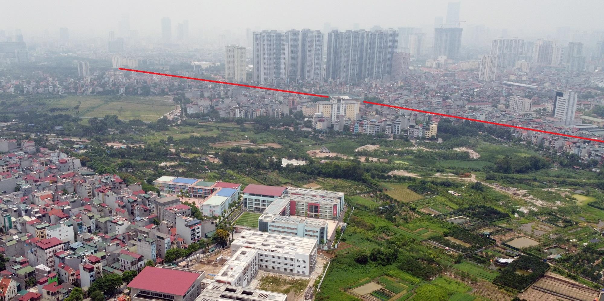 4 đường sẽ mở theo qui hoạch ở phường Phú Diễn, Bắc Từ Liêm - Ảnh 9.