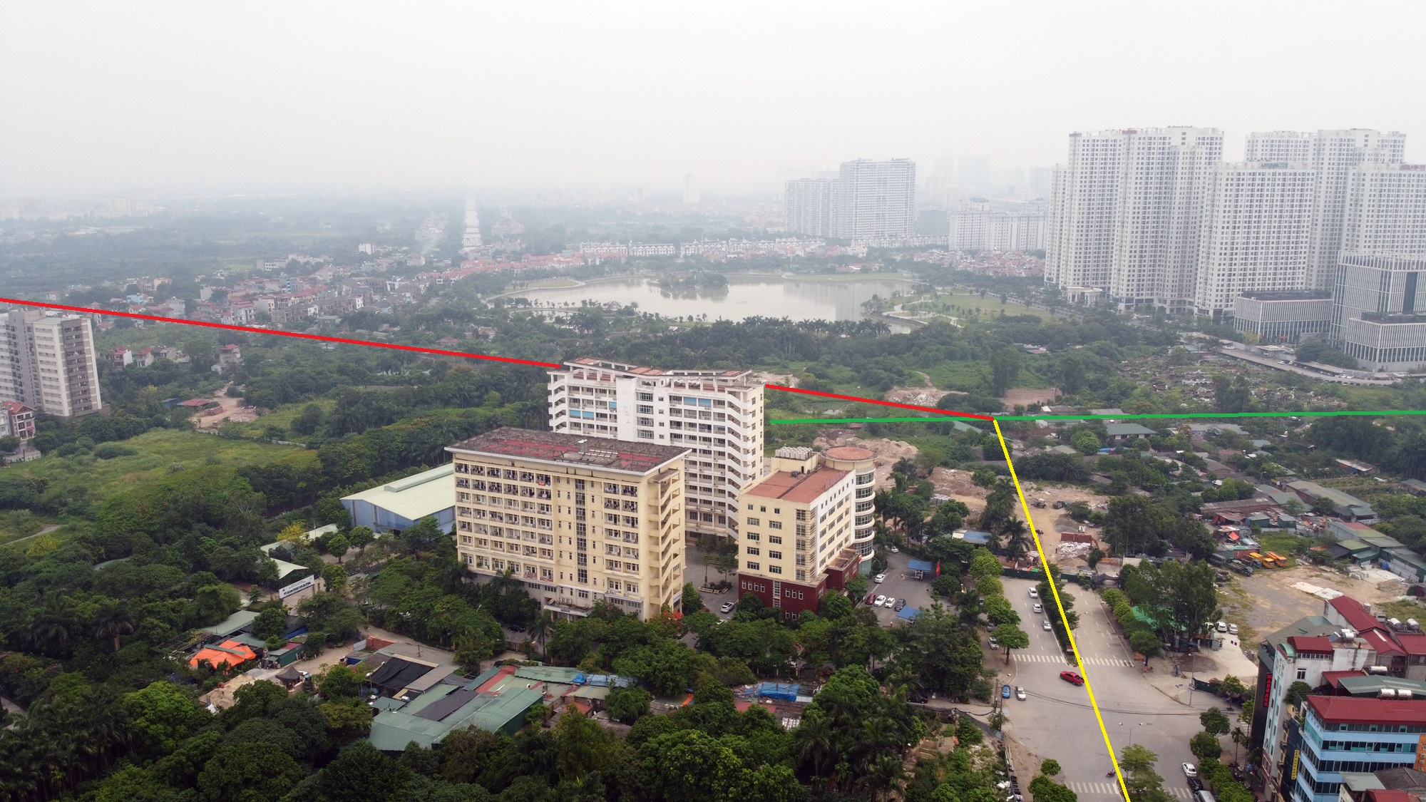 4 đường sẽ mở theo qui hoạch ở phường Phú Diễn, Bắc Từ Liêm - Ảnh 11.