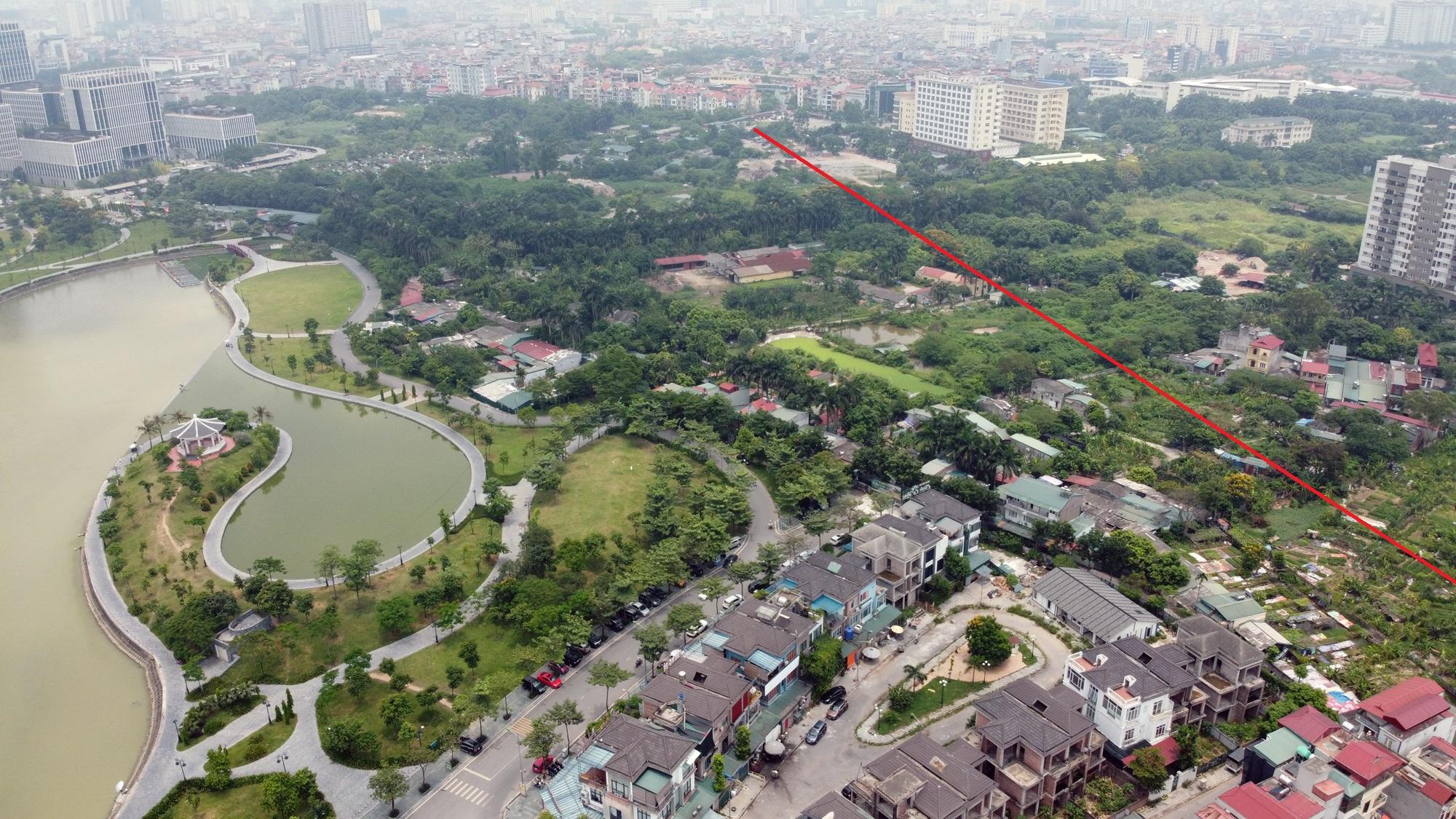 4 đường sẽ mở theo qui hoạch ở phường Phú Diễn, Bắc Từ Liêm - Ảnh 12.