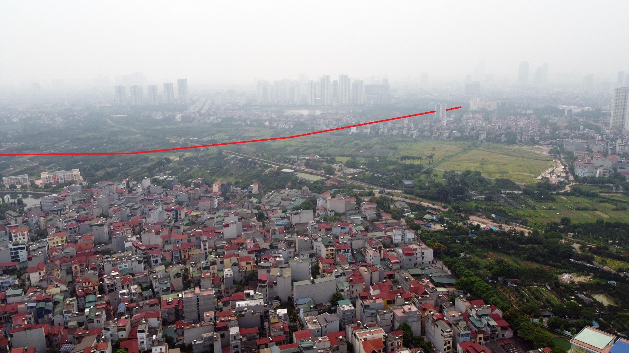 4 đường sẽ mở theo qui hoạch ở phường Phú Diễn, Bắc Từ Liêm - Ảnh 13.