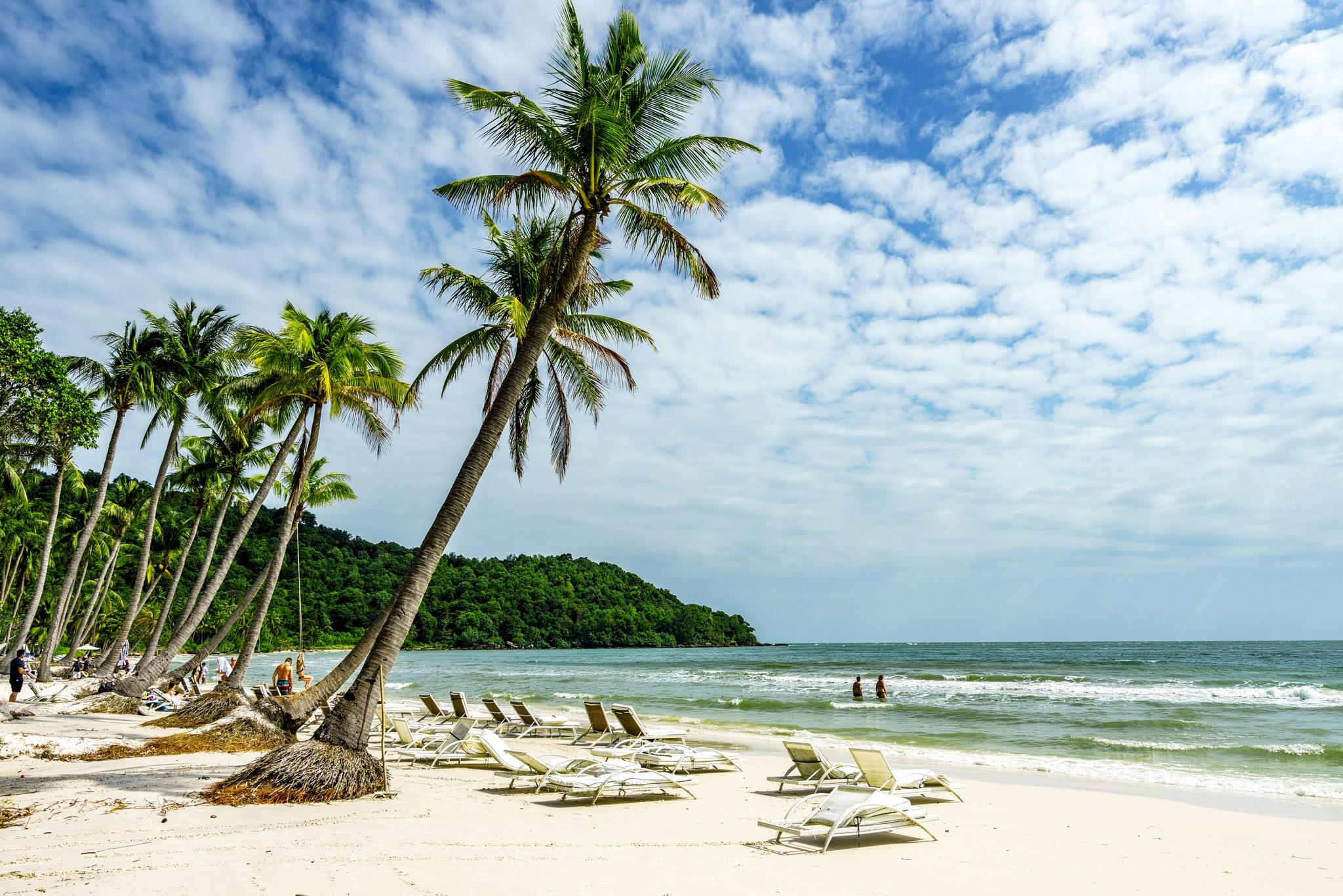 Chu du biển đảo Phú Quốc, ngắm vẻ đẹp giao hòa của tự nhiên - Ảnh 7.